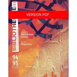 Bibliothèque et école (version PDF)