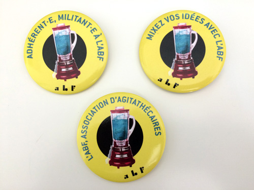 badges ABF