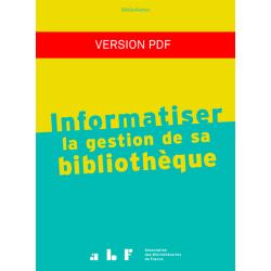 Informatiser la gestion de sa bibliothèque (version PDF)